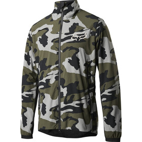 Fox Flexair Pro Fire Alpha Veste Homme, green camo